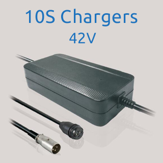 10S Chargers (42V)